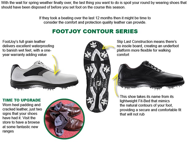 Say goodbye to tired and worn shoes