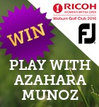 Ricoh Womens British Open competition
