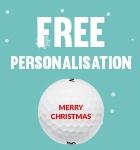 Srixon ball personalisation