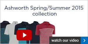 Ashworth Spring Summer 2015 clothing