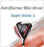 TaylorMade AeroBurner Mini driver