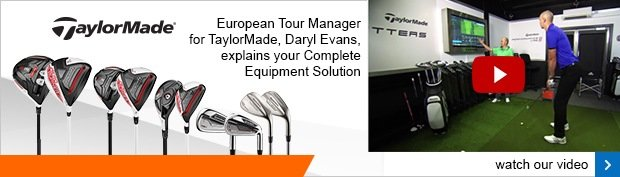 TaylorMade Complete Equipment Solution