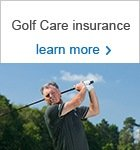 Golf Care - get insured with Golf Care today