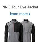 PING Tour Eye waterproof jacket