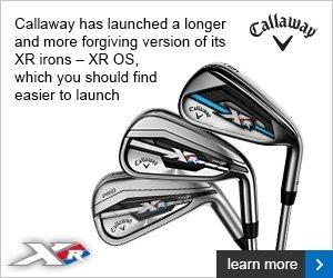 Callaway XR OS Irons