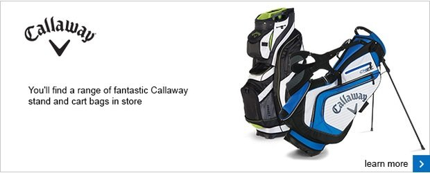 Callaway Bag Trade In - 2016