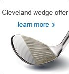 Cleveland Wedge Offer