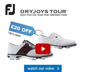 FootJoy DryJoys Casual Golf Shoe
