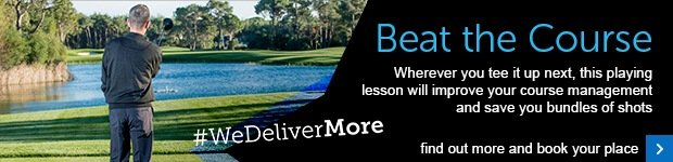 Beat the course- #WeDeliverMore