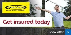 Get insured with Golf Care today