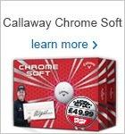 Callaway Chrome Soft Double Dozen