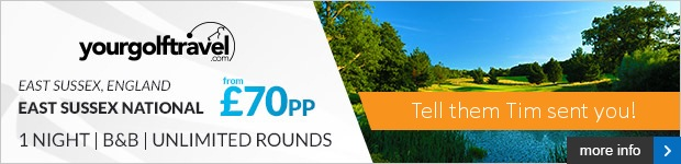 Your Golf Travel - East Sussex National From £70pp