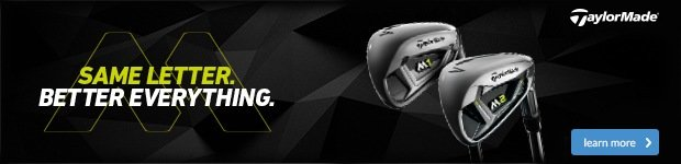 TaylorMade M Irons - 2017