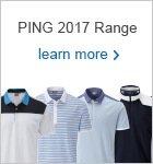 PING Spring Summer 2017 Clothing