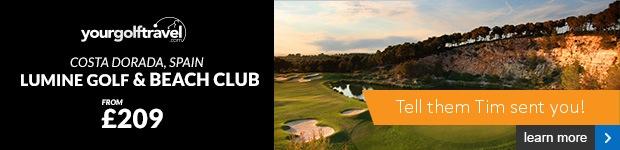 Your Golf Travel - Lumine Golf & Beach Club