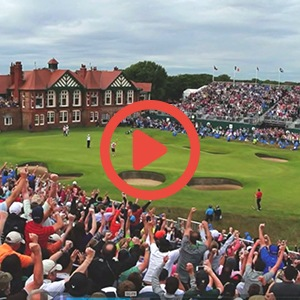 Gary Player on The Open