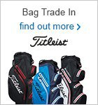 Get £20 off a new Titleist bag