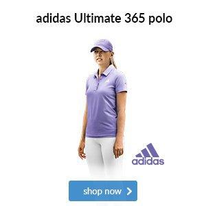 adidas Ultimate 365 Polo