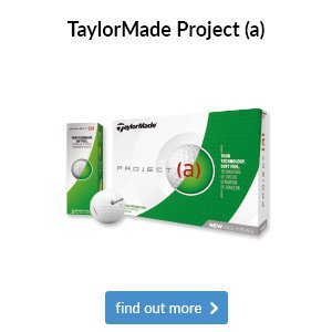 TaylorMade Project (a) Golf Balls