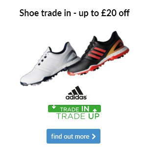 Get up to £20 off ladies' adidas shoes when you trade in your old pair