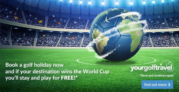 Your Golf Travel World Cup Offer