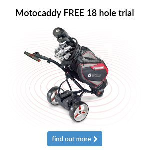 Motocaddy 18 Hole Trial